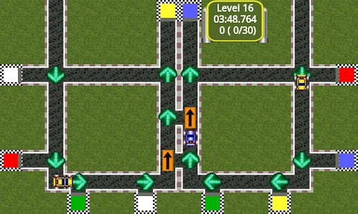 Traffic Chief Lite- screenshot thumbnail