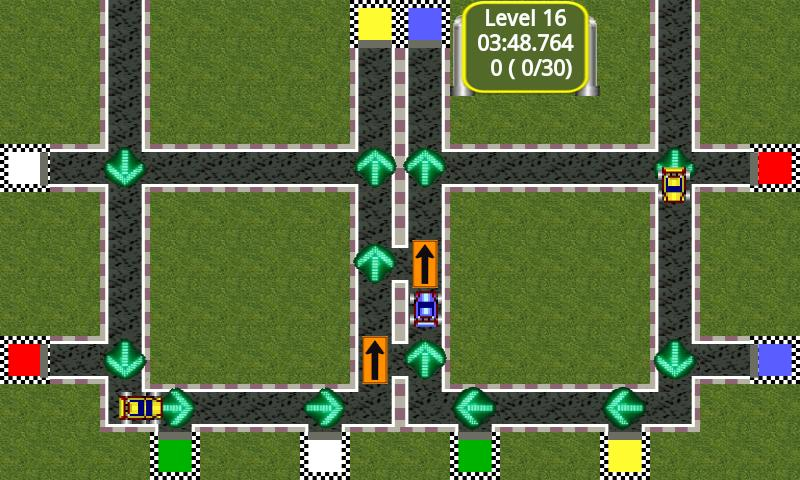 Traffic Chief Lite - screenshot