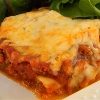 My Mom's Lasagna.