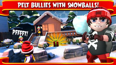 SnowJinks Screenshot 2