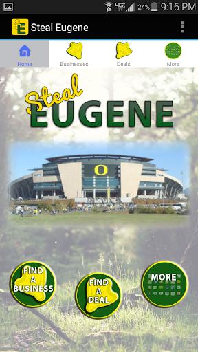 Steal Eugene