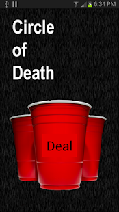circle of death drinking