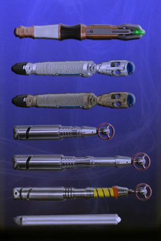 Sonic Screwdriver Gadgets - screenshot