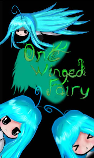 One Winged Fairy