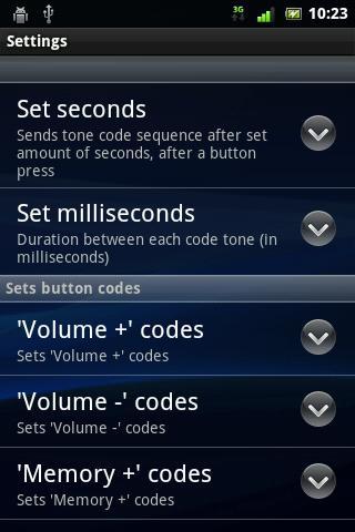 Hearing Aid Control  screenshots 2