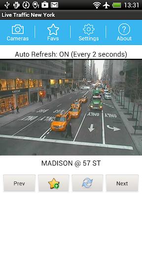 Live Traffic New York