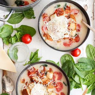Gluten Free Bacon & Egg Soup
