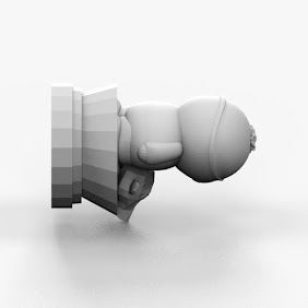 South Park Knight 3D Print