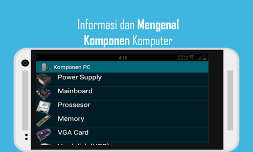 Belajar Hardware Komputer- screenshot thumbnail