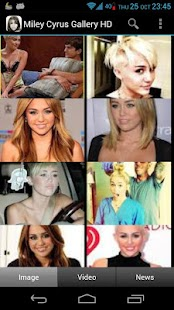Miley Cyrus Gallery HD - screenshot thumbnail