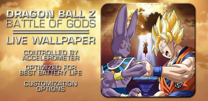 Dragon Ball Live Wallpaper Apk