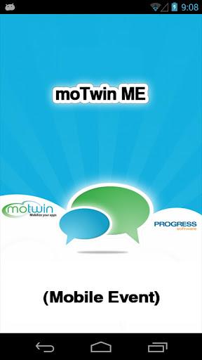 moTwin ME Mobile Event