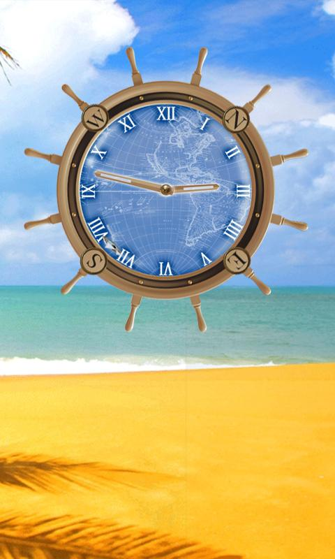 Summer Holidays Live Wallpaper - screenshot