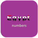 Egypt Numbers icon