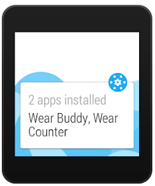 Wear Apps Tracker Screenshot 7