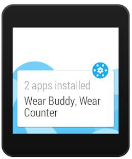 Wear Apps Tracker Screenshot 7