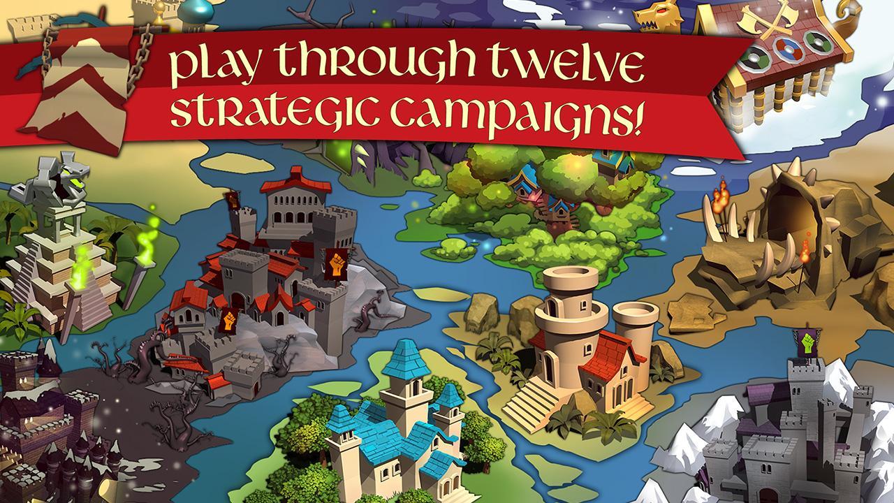 Kingdoms of Zenia: Dragon Wars- screenshot