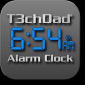 T3chDad® Alarm Clock