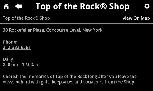 Top of the Rock - screenshot thumbnail
