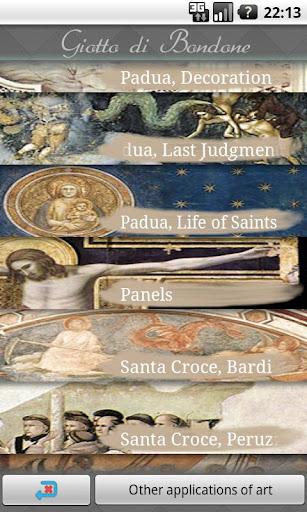 Giotto di Bondone Wallpapers