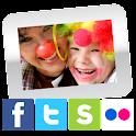 muvee Social Photostory logo