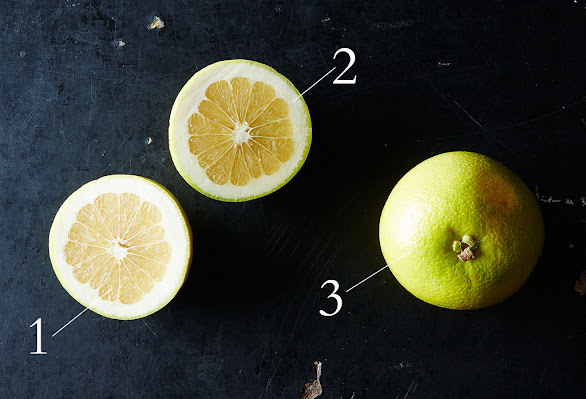 The white gold of citrus.