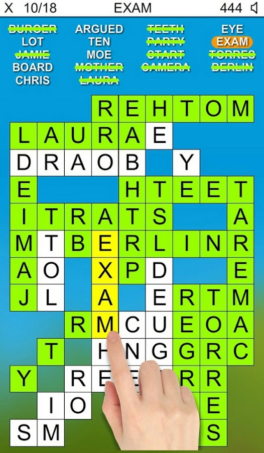 Free Crosswords- screenshot
