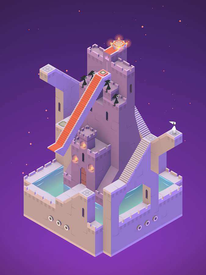 Monument Valley: an iOS game