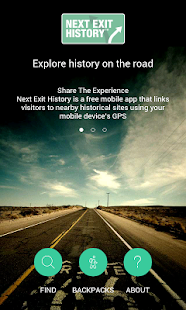 Next Exit History - screenshot thumbnail