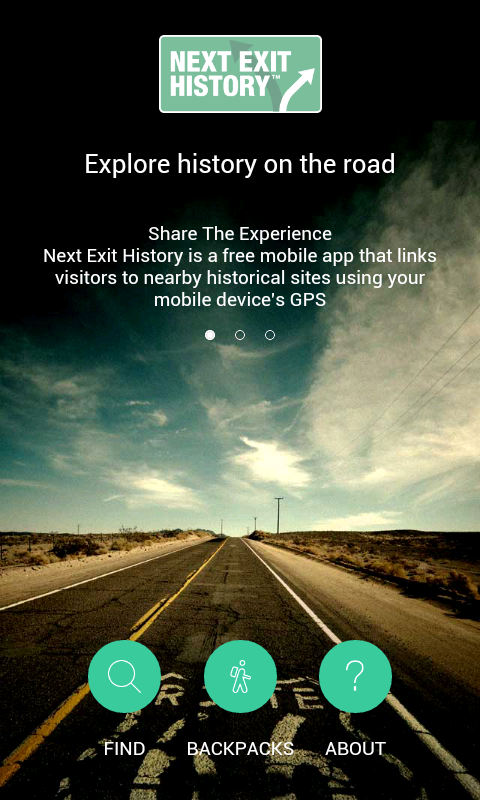 Next Exit History - screenshot