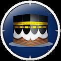Qibla Compass 3D icon