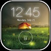 Firefly Lock Screen