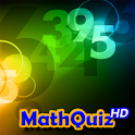 Math Quiz HD logo