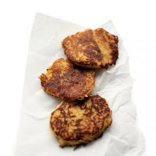Mashed-Potato Pancakes.