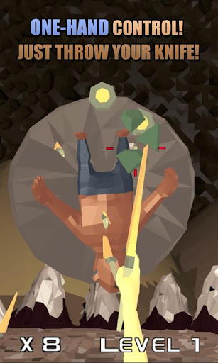 Knife Hero: Low Poly