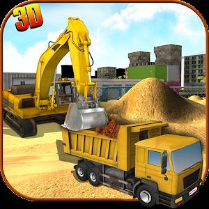 Heavy Excavator Crane Sim for PC and MAC