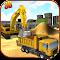 Heavy Excavator Crane Sim 1.1 Apk
