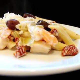 Mediterranean Seafood Pasta Recipes.