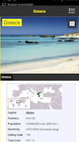 Screenshot of Greece Travel Guide With Me