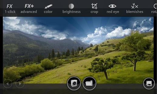 TouchUp Pro - Photo Editor Screenshot