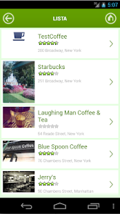 New York & Restaurants - screenshot thumbnail