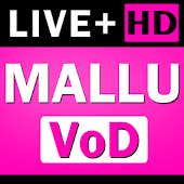 Malayalam Live and VoD