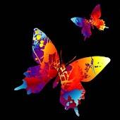3D Butterfly 018