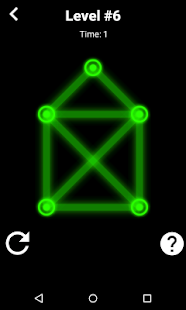 GlowPuzzle: Connect the Dots - screenshot thumbnail