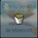Crea tu Servidor de Minecraft icon