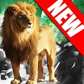 Lion Attack Simulator 3D 2