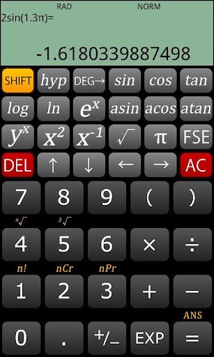 関数電卓 Allcalc Pro|玩工具App免費|玩APPs