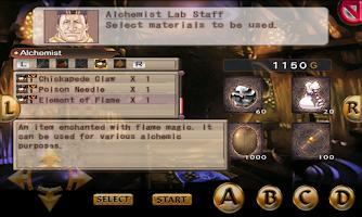 Screenshot of RPG Blazing Souls Accelate
