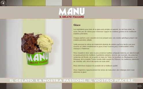 Manu Gelato- screenshot thumbnail