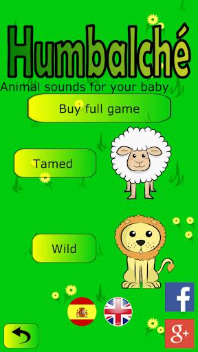 Humbalché FREE: Animal Sounds